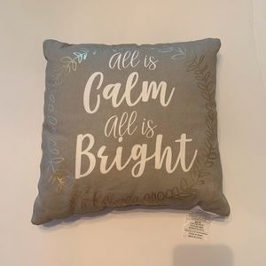 Other - EUC Christmas Pillow